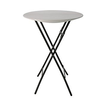 355x355 Lifetime Products 33 Round Bistro Table Kitchen Amp Dining