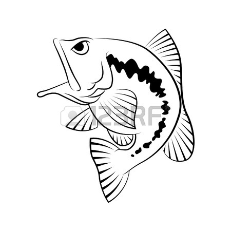 450x450 3,125 Bass Fish Cliparts, Stock Vector And Royalty Free Bass Fish