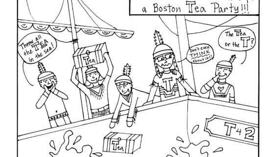 570x320 Boston Tea Party Drawing Boston Tea Party Coloring Page