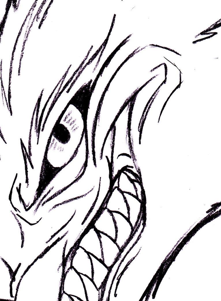 766x1042 Evil Wolf Smile By Yamishadowzero