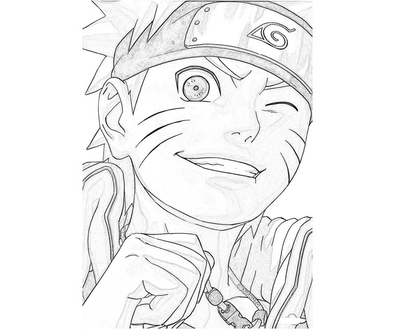 800x667 Naruto Uzumaki Naruto Smile Art Paper