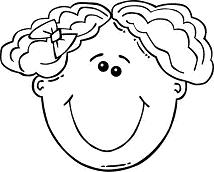 214x172 Free Smile And Smiling Face Clipart
