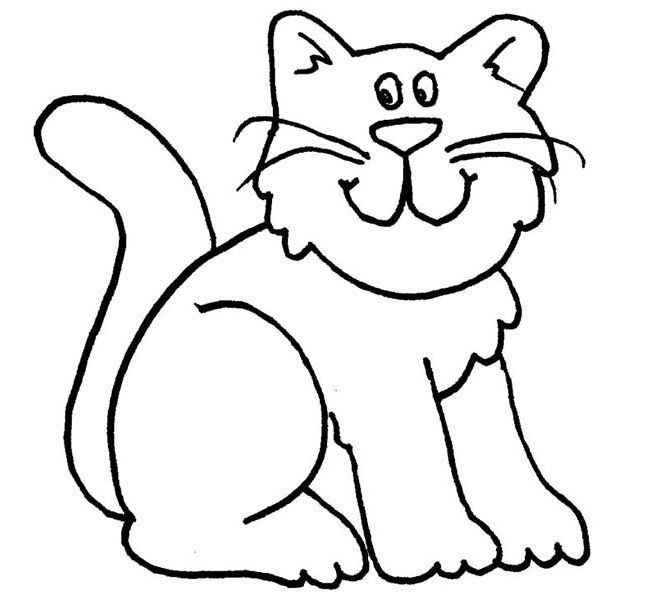 650x600 Image Result For Smiling Cat Face Drawing Cat Images