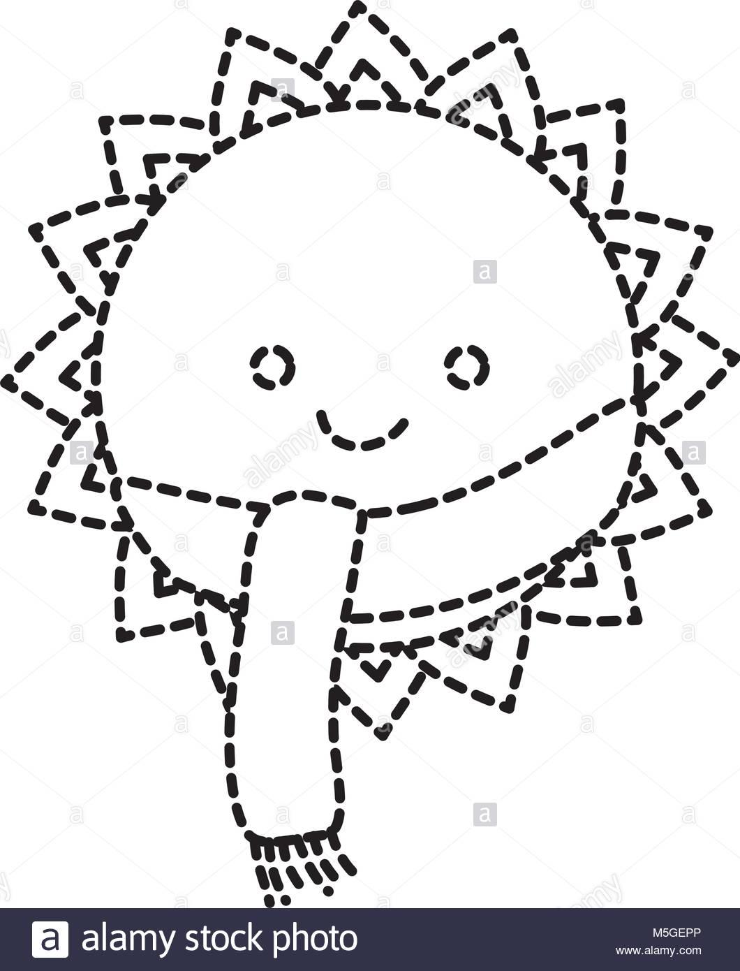 1060x1390 Summer Sun Cartoon Black And White Stock Photos Amp Images