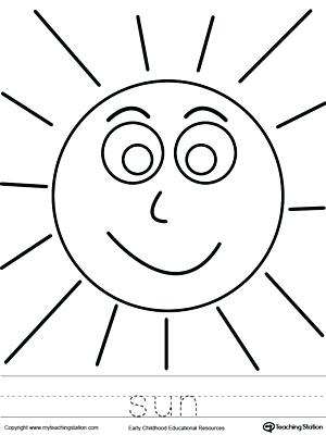 300x400 This Is Sun Coloring Page Images Black And White Smiling Sun