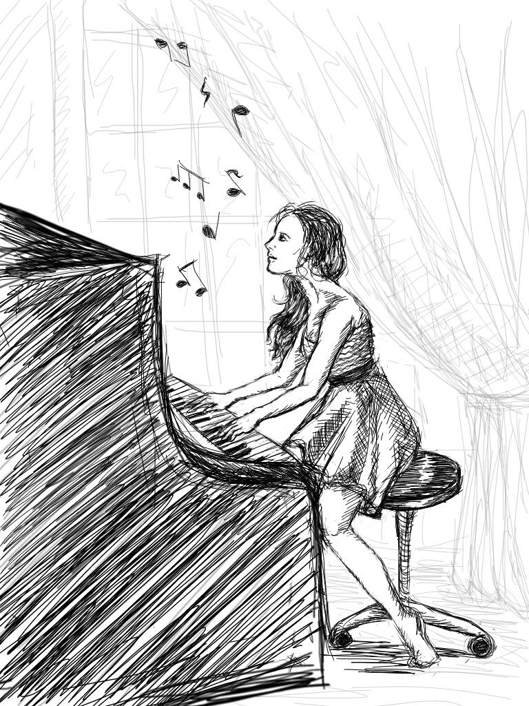 768x1024 Pencil Sketch Drawing Pencil Sketches Pencil