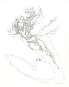 236x300 Wonder Woman V Cheetah Jose Luis Garcia Lopez Comic Art