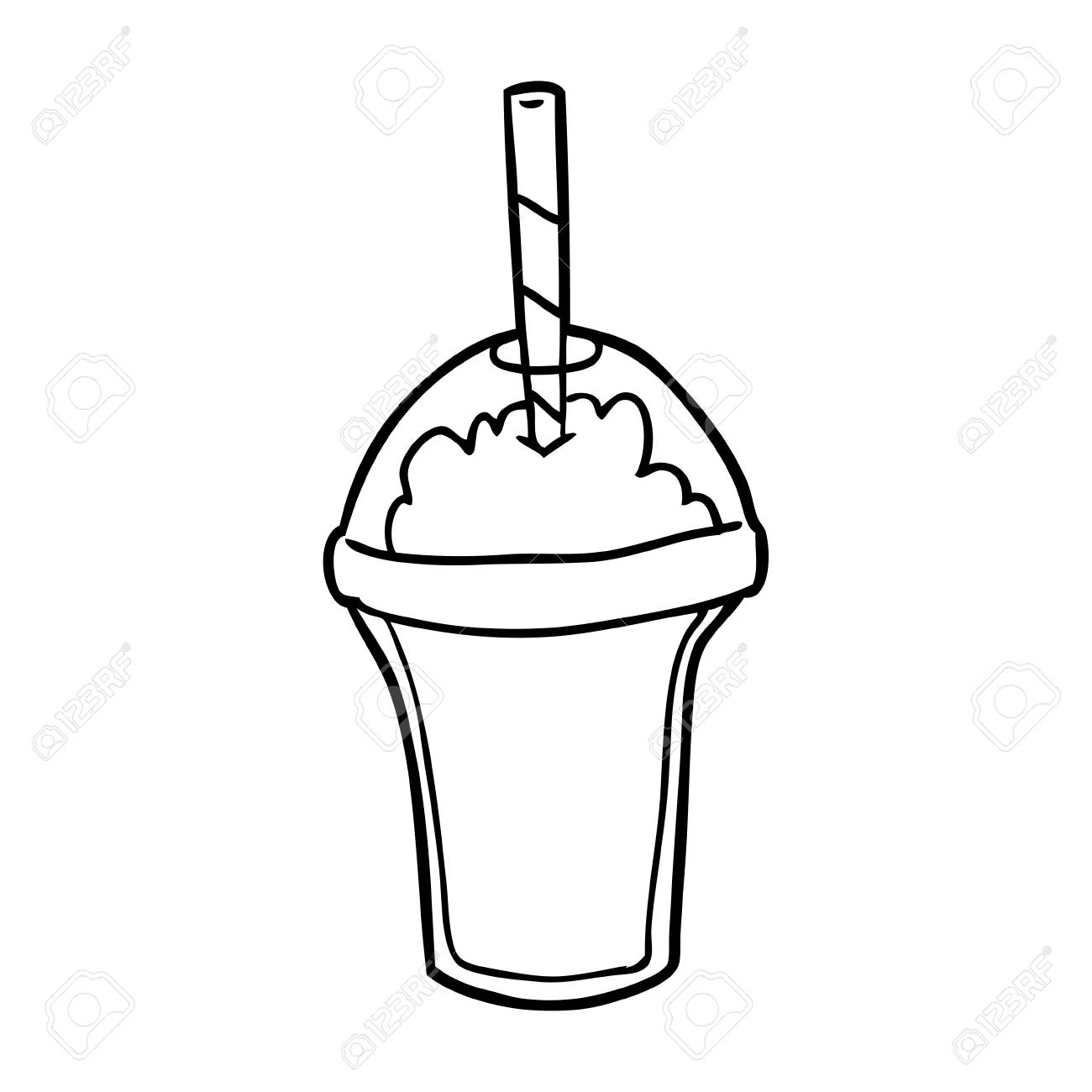 Line Art Juice : Smoothie drawing at getdrawings free for personal