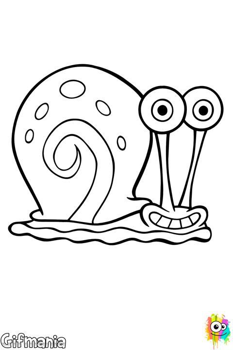 480x720 The Best Gary Snail Ideas On Gary From Spongebob