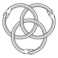 200x200 466 Best Ouroboros Infinity Snake Dragon Images