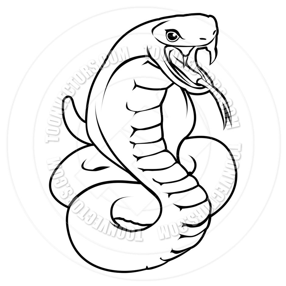 940x940 Drawn snake