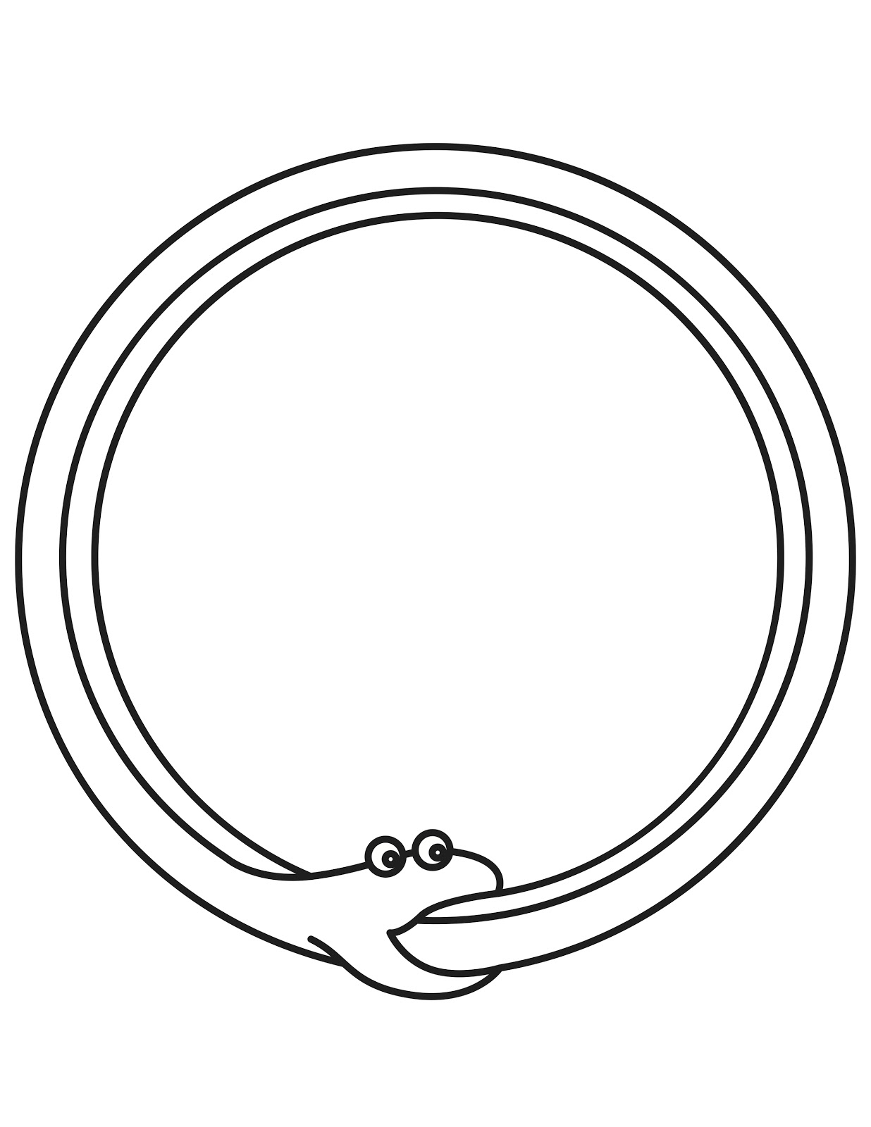 1236x1600 Ecology Without Nature Why The Comedy Ouroboros