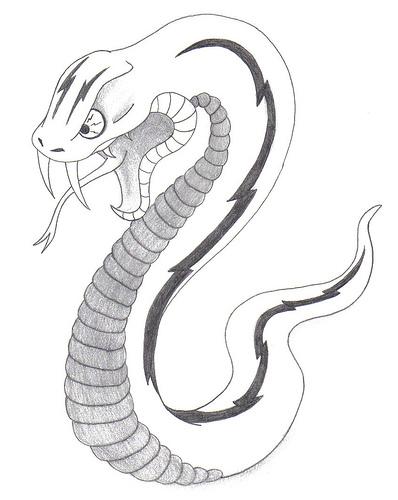 398x500 Snakes Snakes Tattoo