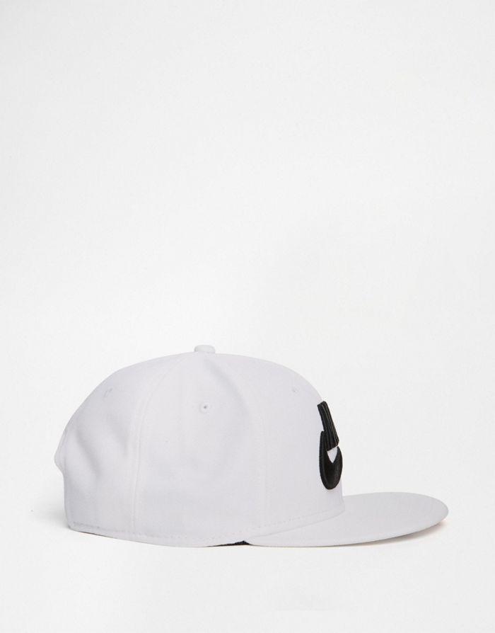 700x894 High Quality Nike Limitless Snapback Cap Nike Men (White) Caps