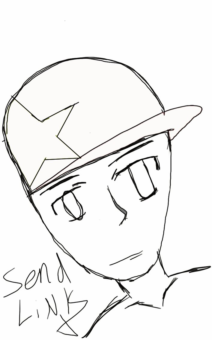 707x1131 Snapback Male Base D By Gamer4evr