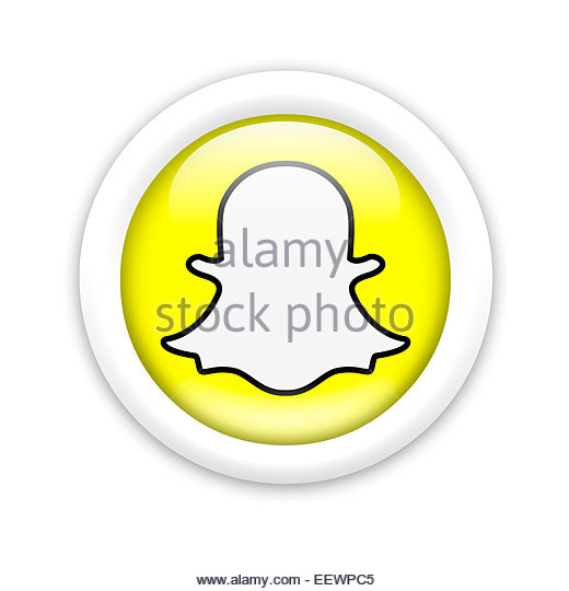 520x540 Snapchat Logo Icon Symbol Emblem Stock Photos Amp Snapchat Logo Icon