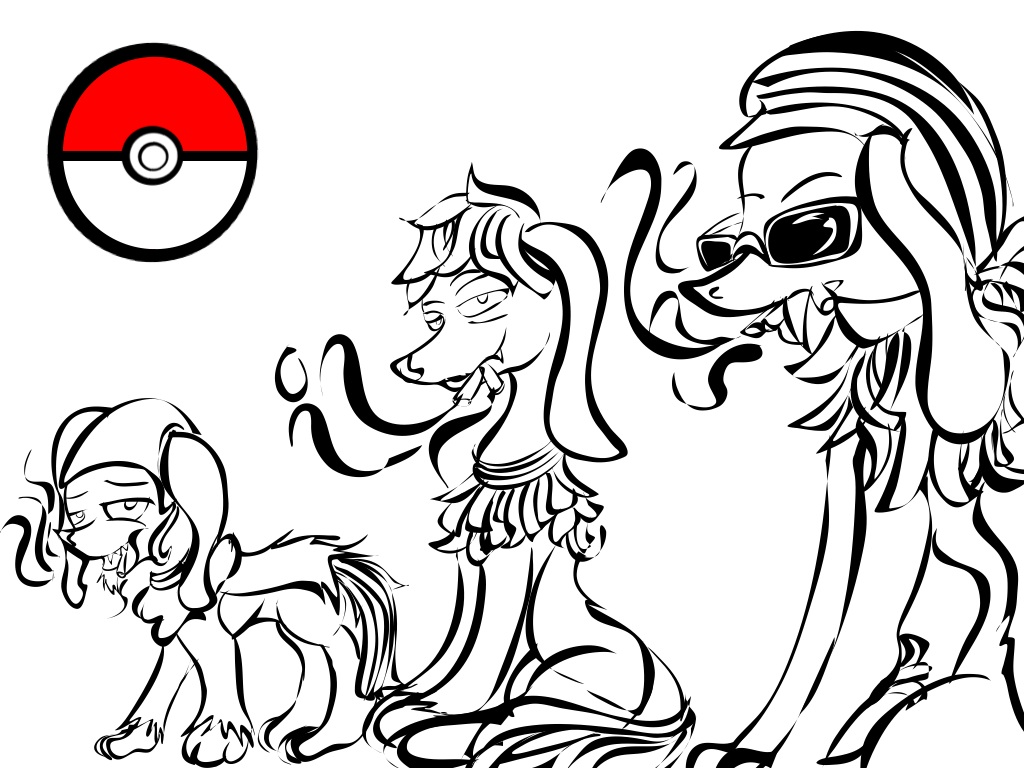 1024x768 Snoop Dogg Fakemon By Miggle Zebra