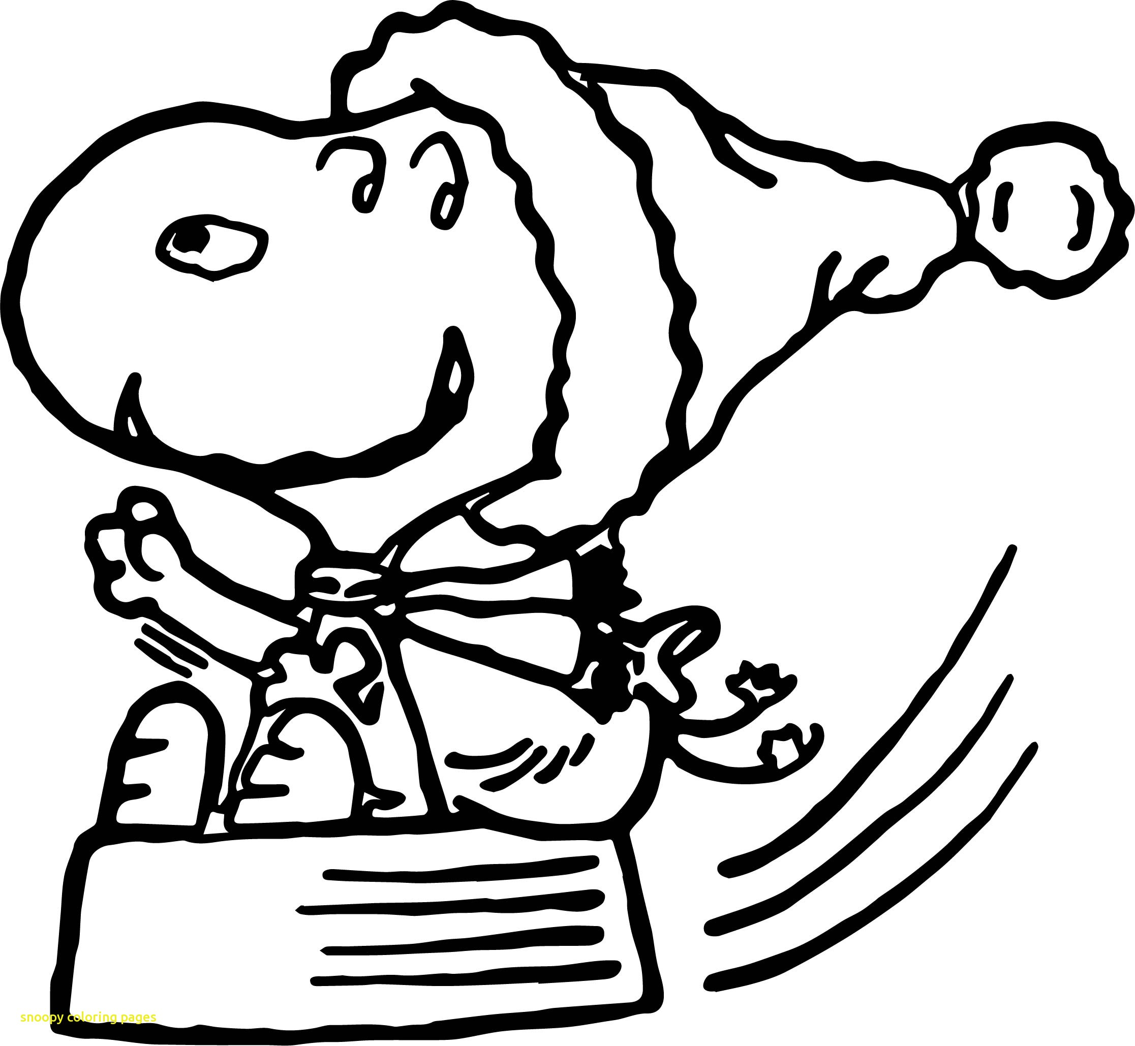 2233x2058 Snoopy Coloring Pages With Christmas Snoopy Coloring Page