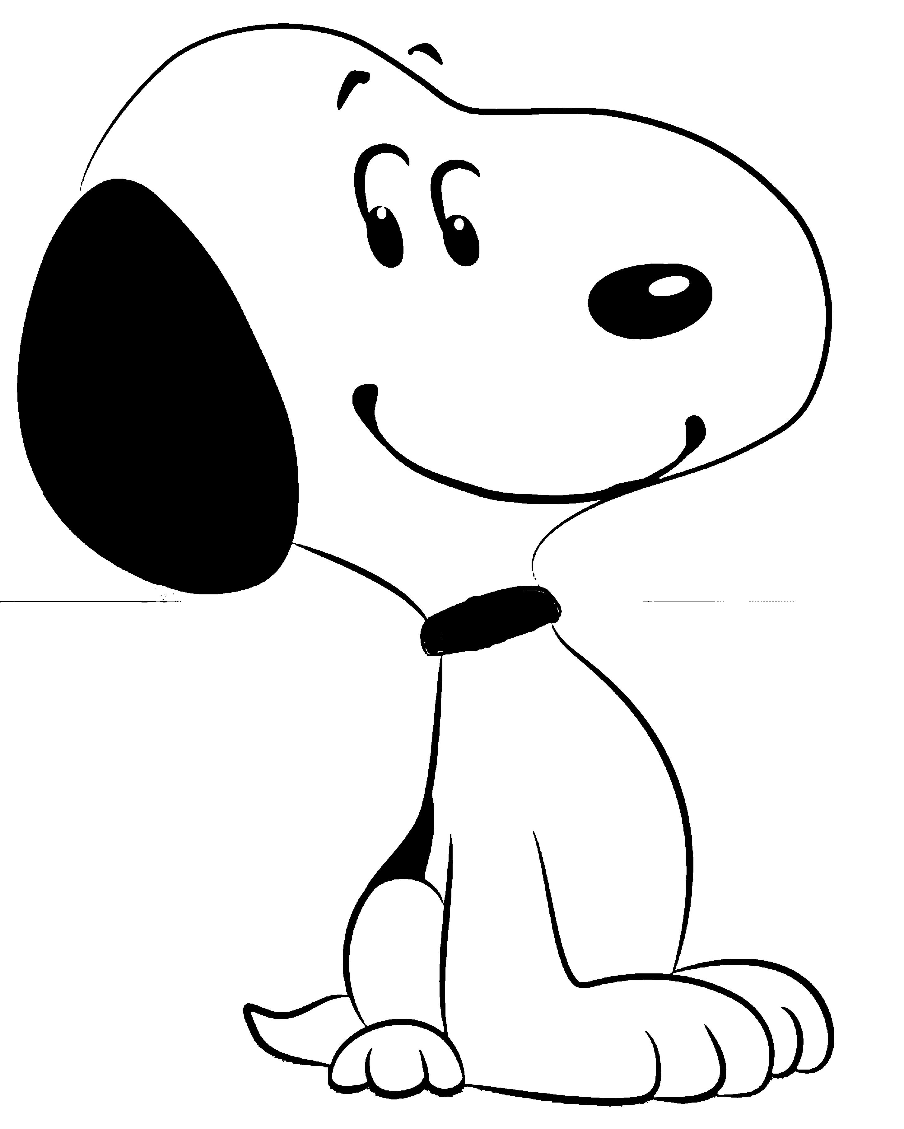 2906x3628 Snoopy Draw 3 By Bradsnoopy97