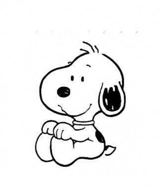 325x381 Snoopy Clipart November