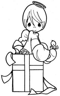 236x375 Coloring Pages Of Snow Angels