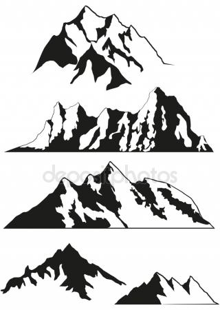 320x450 Mountains Stock Vectors, Royalty Free Mountains Illustrations