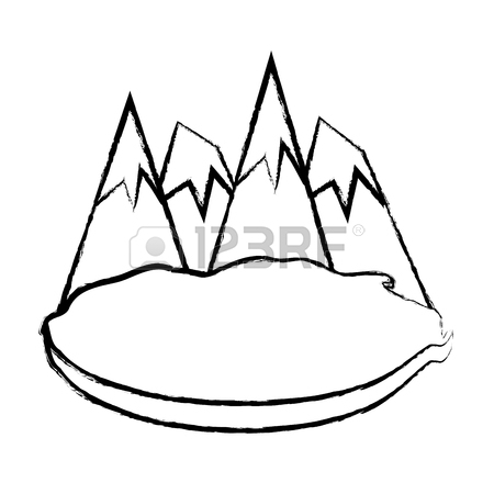 450x450 862 Glacier Hiking Stock Vector Illustration And Royalty Free