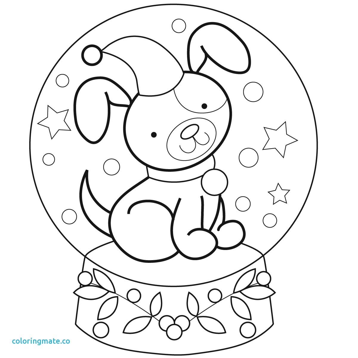 1200x1200 Globe Coloring Page Lovely Snow Globe Coloring Page Coloring Home