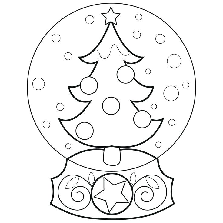 736x736 Globe Coloring Snow Globe Coloring Pages Snow Globes Images