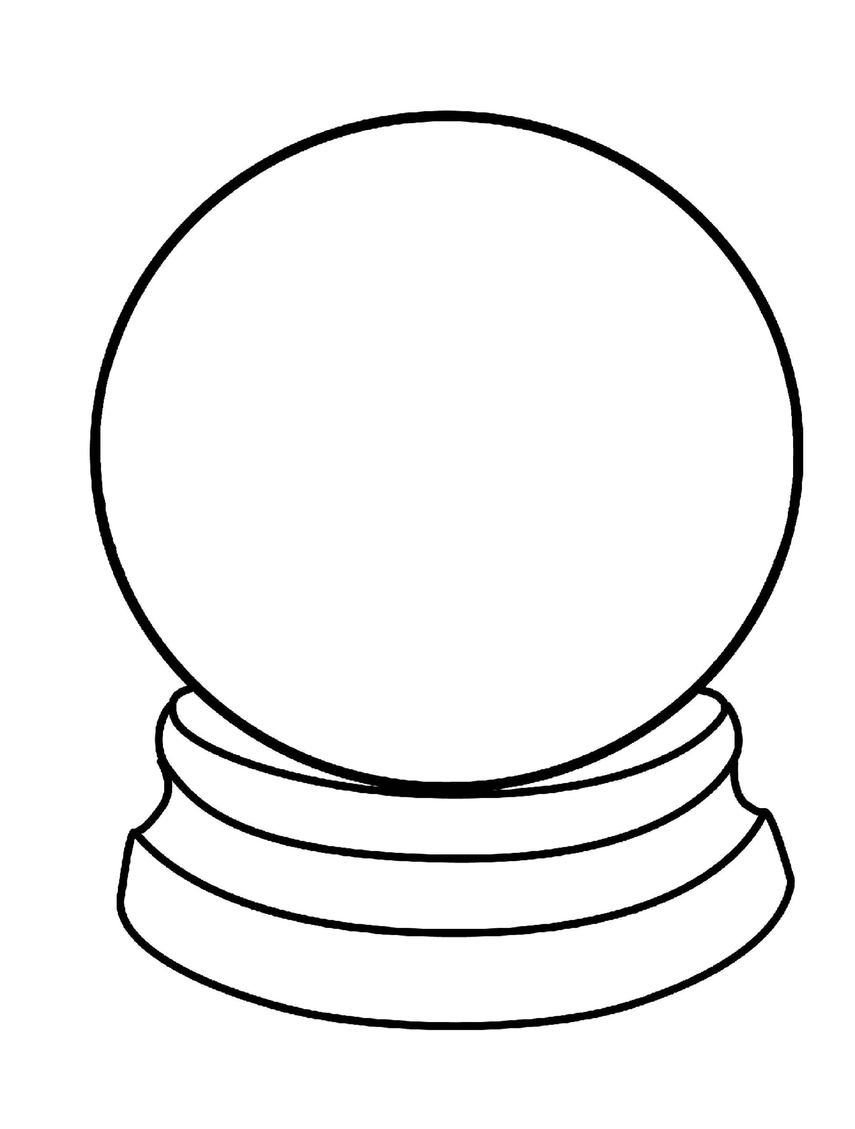 2734x3610 Large Snow Globe
