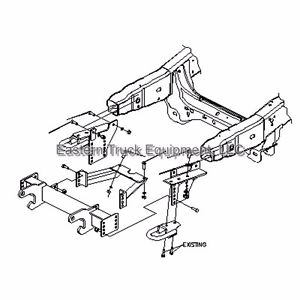 300x300 Boss Lta05300 Ford F150 04 08 Boss Snowplow Undercarriage Rt3