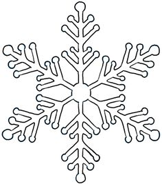 236x267 How Paint A Snowflake,no Art Skills Required! Easy Steps How