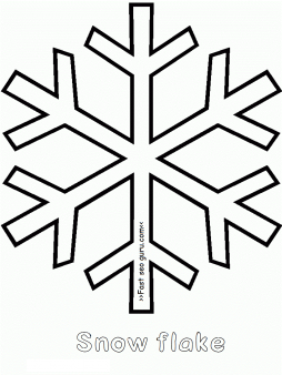 254x338 Free Printable Make A Snowflake Out Of Paper Easy For Kids.free