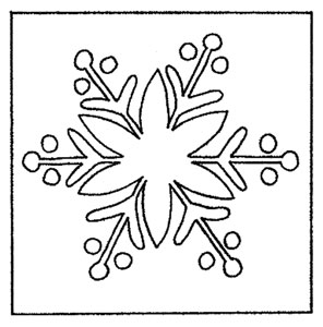 296x300 Tricky Kids Math Lesson 7 Symmetry And Snowflakes