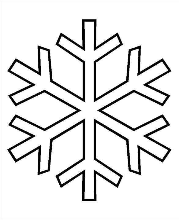 585x720 Obsession Printable Snow Flakes Best 25 Snowflake Pattern Ideas