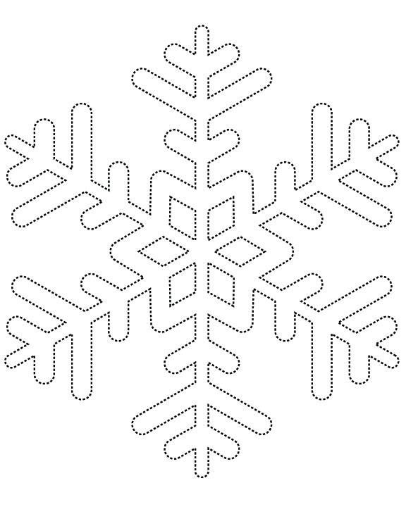 576x720 1561 Best Snowflakes Paper Images On Paper