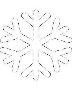 236x295 Christmas Snowflake Templates Best Template Idea