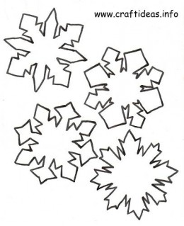 260x319 diy snowflake crafts snowflake pattern patterns and felting