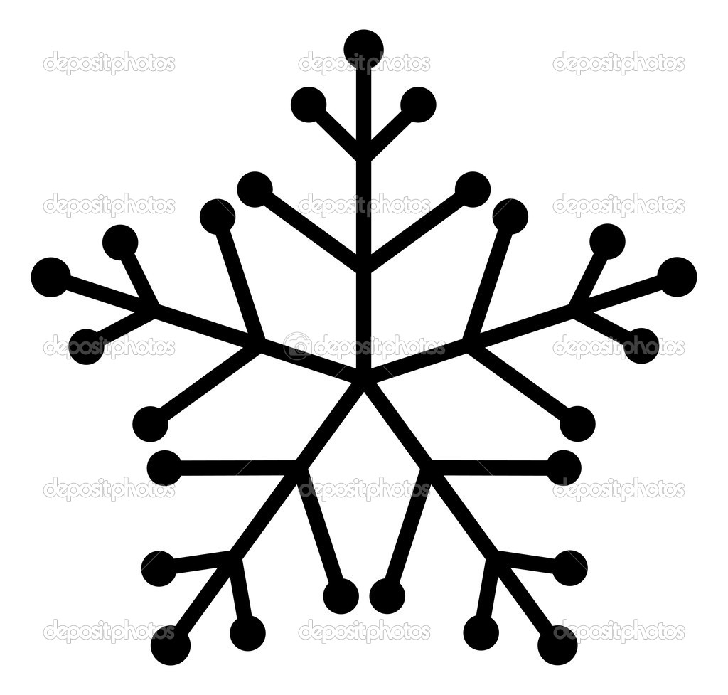 1024x977 How To Draw A Snowflake