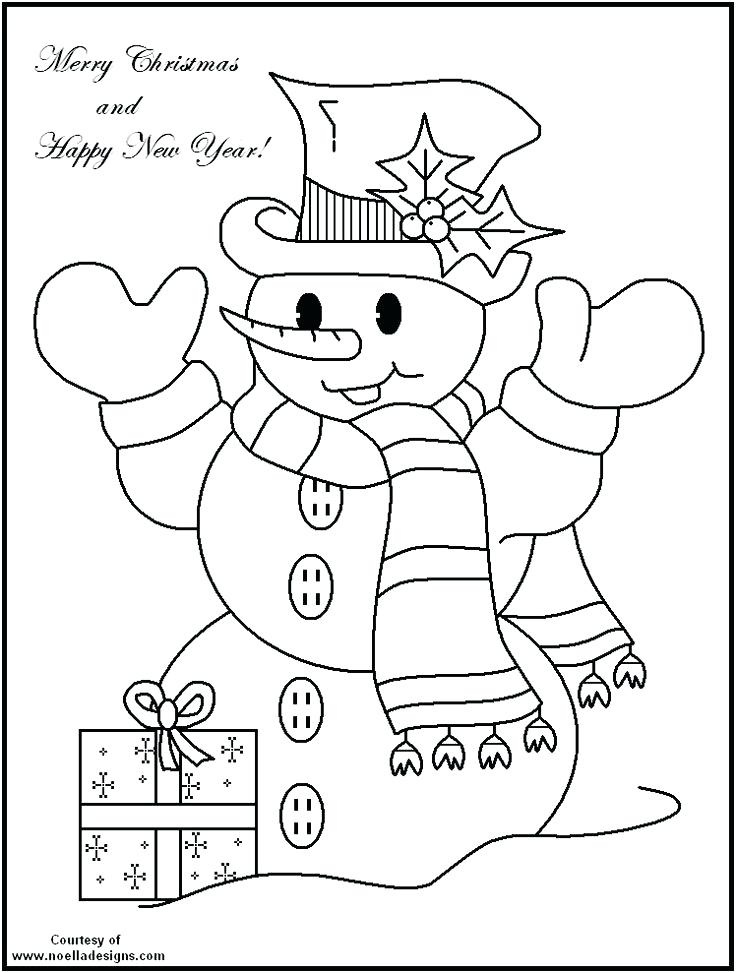 736x973 Snowman Coloring Pages Drawn Snowman Coloring Page 2 Snowman