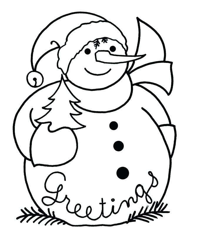 670x820 Snowman Coloring Ideas As Well As Drawn Snowman Coloring Page 4
