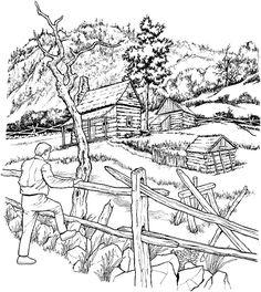 236x264 Greyscale Drawing