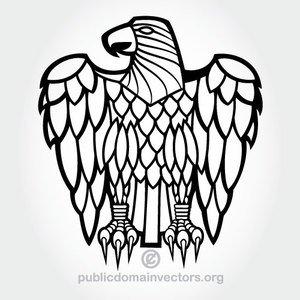 Soaring Eagle Drawing