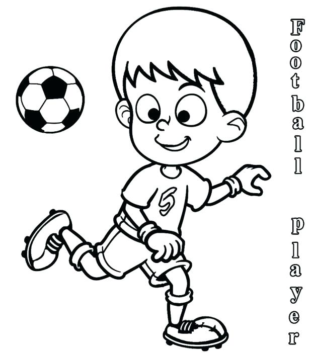 618x702 Coloring Pages Of Soccer Balls Omnitutor.co