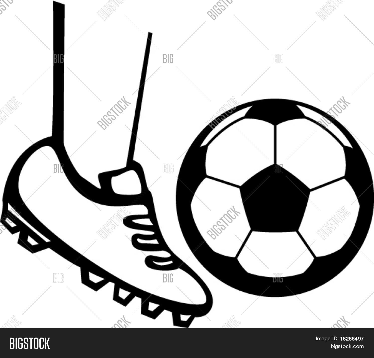 1500x1436 Kicking Soccer Ball Vector Amp Photo Bigstock
