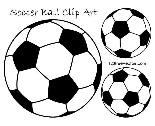 500x406 8 Soccer Ball Clipart No Background Vectors