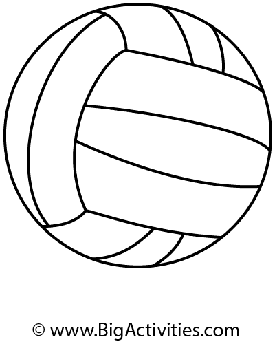 400x500 Volleyball