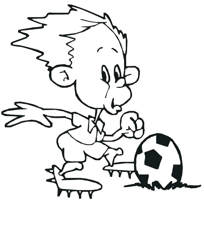 700x782 Best Of Soccer Coloring Pages Pictures Soccer Coloring Pages