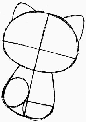 300x425 Hello Kitty Loft How To Draw Hello Kitty