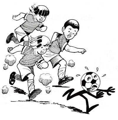 400x404 Know Your U 10 Player Fundamental Soccer